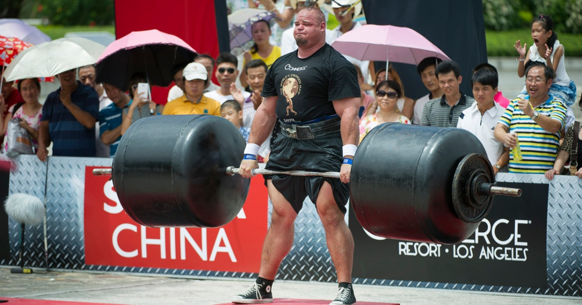 Brian Shaw Defeats Thor Bjrnsson Eddie Hall To Win 2016 Worlds Strongest Man Competition