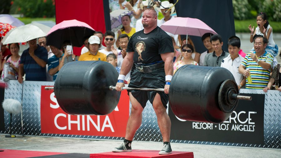 Brian Shaw Defeats Thor Björnsson, Eddie Hall to Win 2016 World's Strongest Man Competition