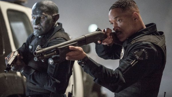 Bright film Netflix, Will Smith