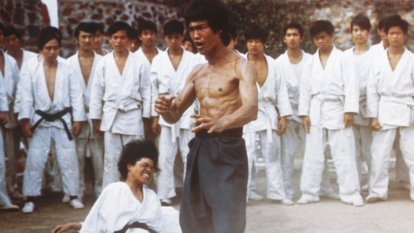 Bruce Lee, fight karate