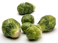 34. Brussels sprouts