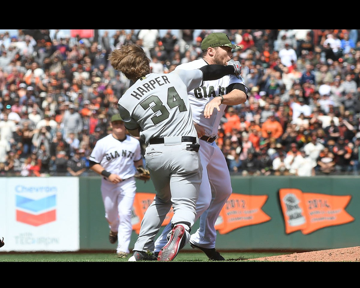 1be62bbf3 Baseball Brawls  The 15 Best Bench Clearing Fights in MLB History