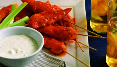 Hungry? Try This Healthy Buffalo Chicken Recipe