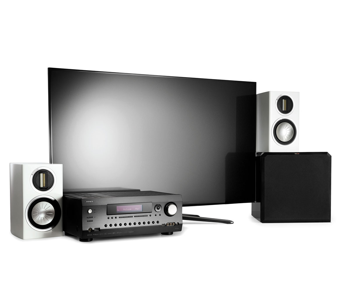 Build The Ultimate Home Entertainment System