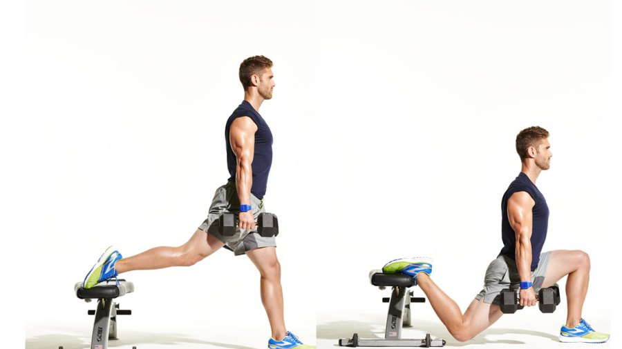 Monday Morning Workout: Get NFL-Ready With Circuit Training