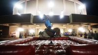 How to Ride a Mechanical Bull Without Looking Like a Jackass