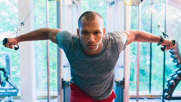 12 full-body cable exercises