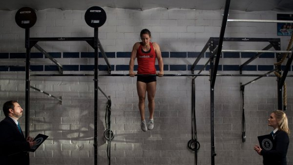 CrossFit athletes shatter 44 world records