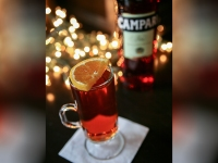 Babbo's Toddy Cocktail by Campari