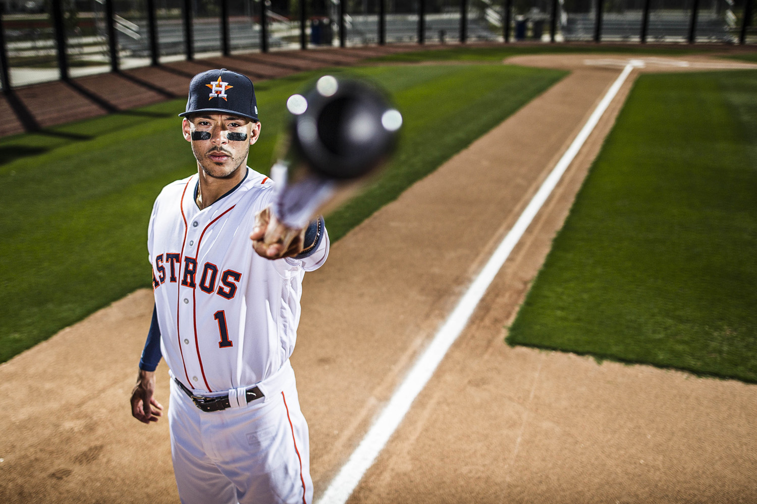 Carlos Correa, Houston Astros shortstop