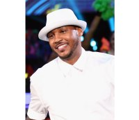 Carmelo Anthony goes meat-free