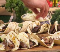Super Bowl Recipe: Touchdown Tacos