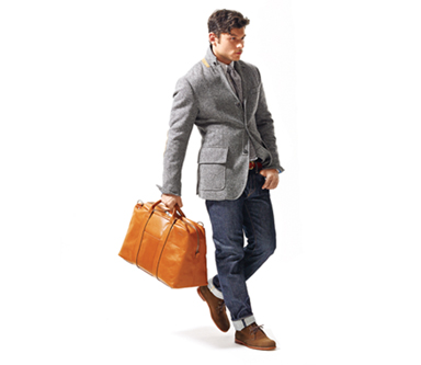 The Duffel That Does It All