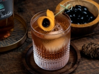 Añejo New Fashioned by Casamigos Tequila