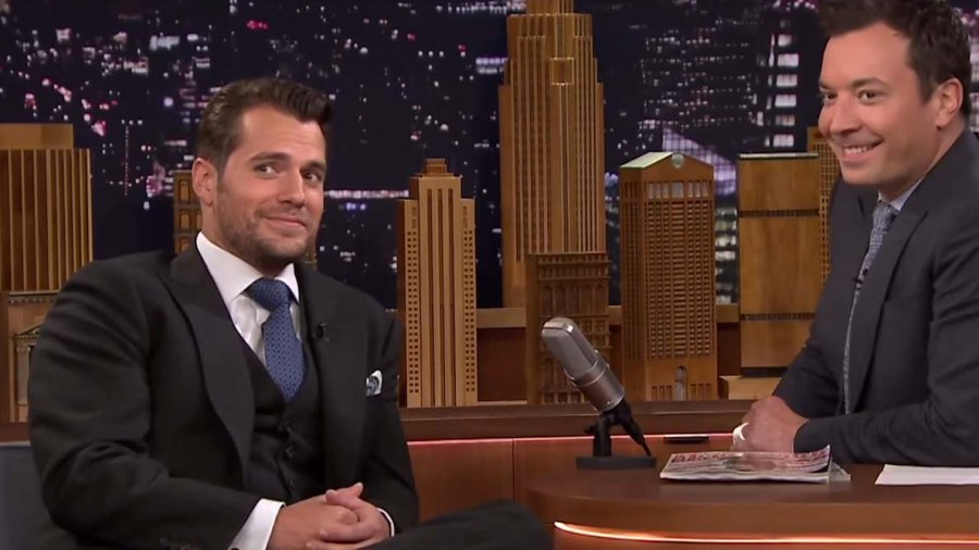 """Henry Cavill Reveals His Favorite Steamy Cardio Workout on """"The Tonight Show"""""""