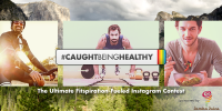 CaughtBeingHealthy Instagram Contest