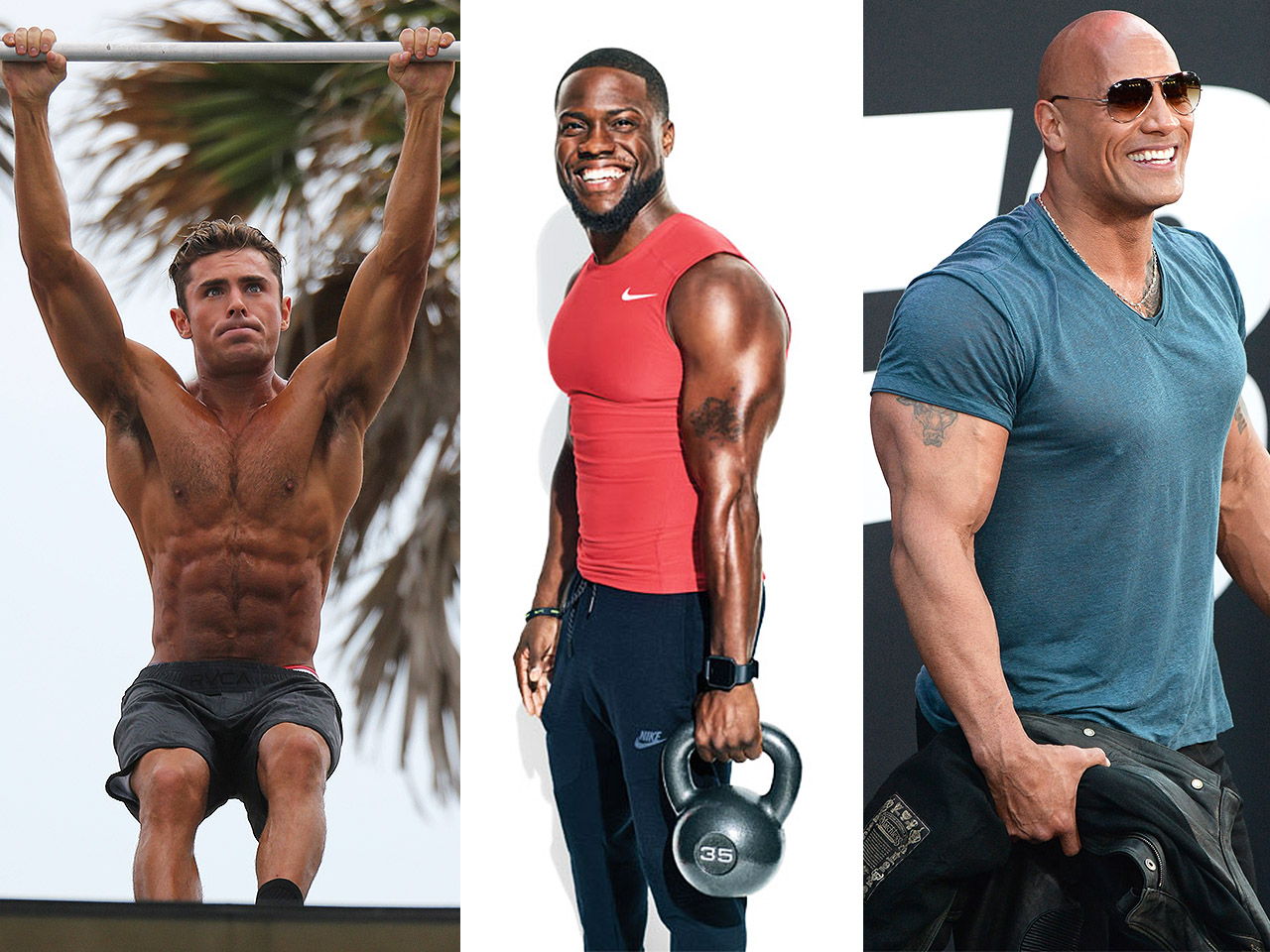 Most Popular Celebrity Workouts of All Time