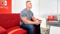 John Cena is pretty stoked about the new Nintendo Switch