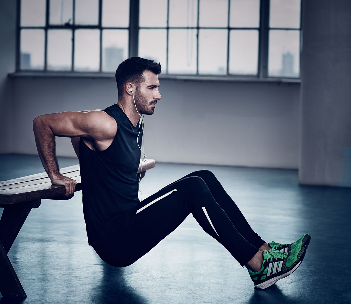 The 5 Minute Full Body Blast Workout