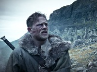 """Charle Hunnam As Arthur In Warner Bros. Pictures' And Village Roadshow Pictures' Fantasy Action Adventure """"King Arthur: Legend Of The Sword"""""""