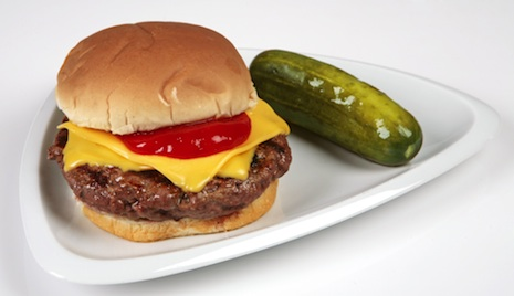 Well-Done Cheeseburgers May Hurt Your Prostate
