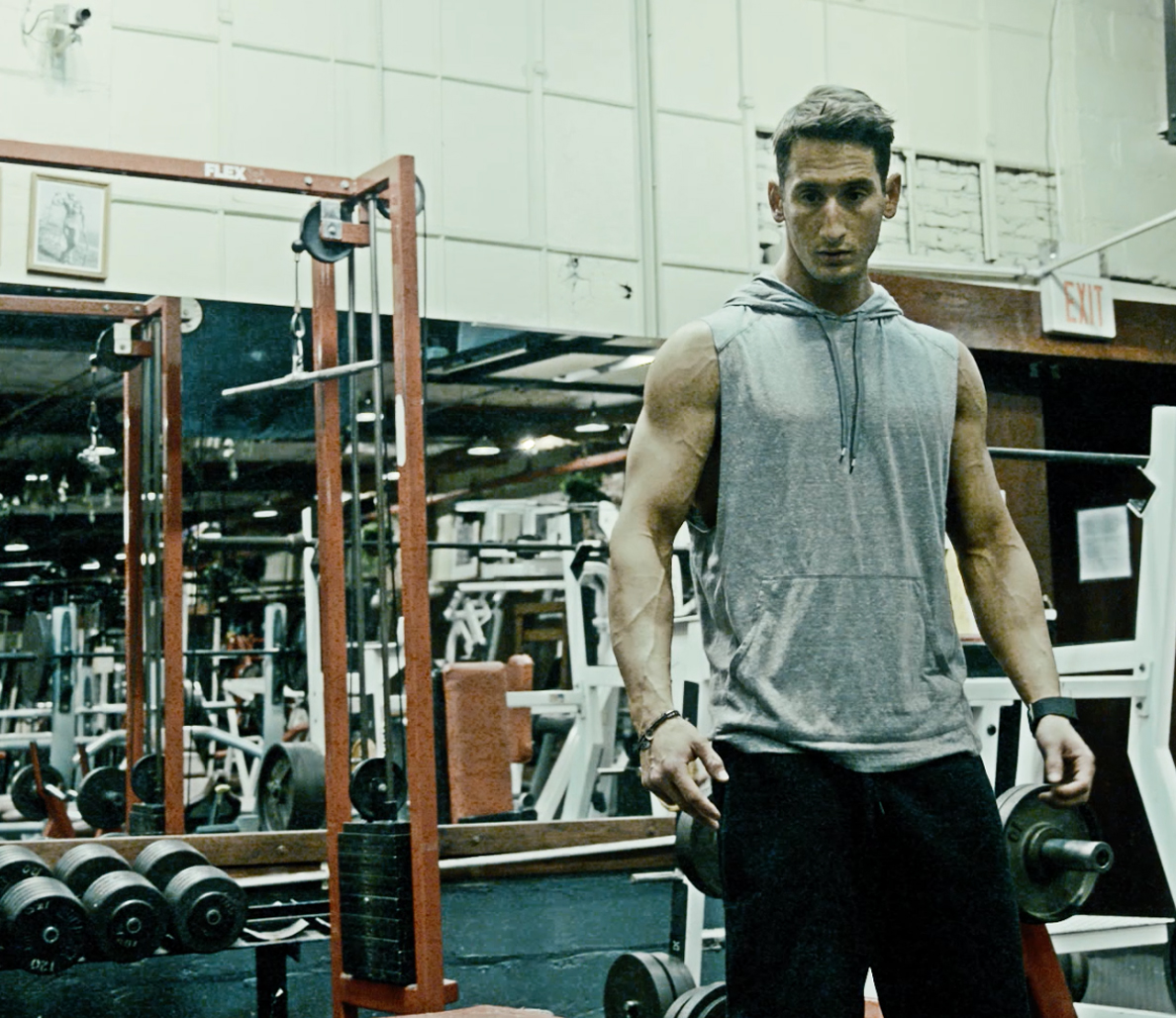 The 45-minute chest and triceps split routine