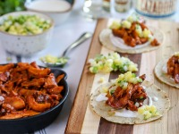 Recipe: How to Make Achiote Chicken Tacos with Pineapple-Cilantro Salsa