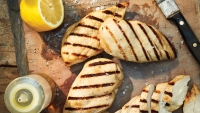 Healthy recipes to throw on the grill