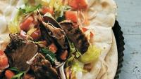 Chicken Shawarma With Yogurt & Garlic Sauce