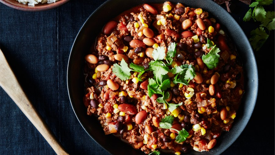 The Best Chili Recipe for Athletes