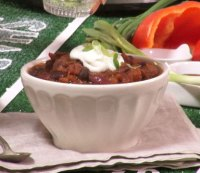 One-Pot Chipotle Chili