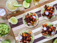 Recipe: How to Make Chorizo and Potato Tacos with Avocado