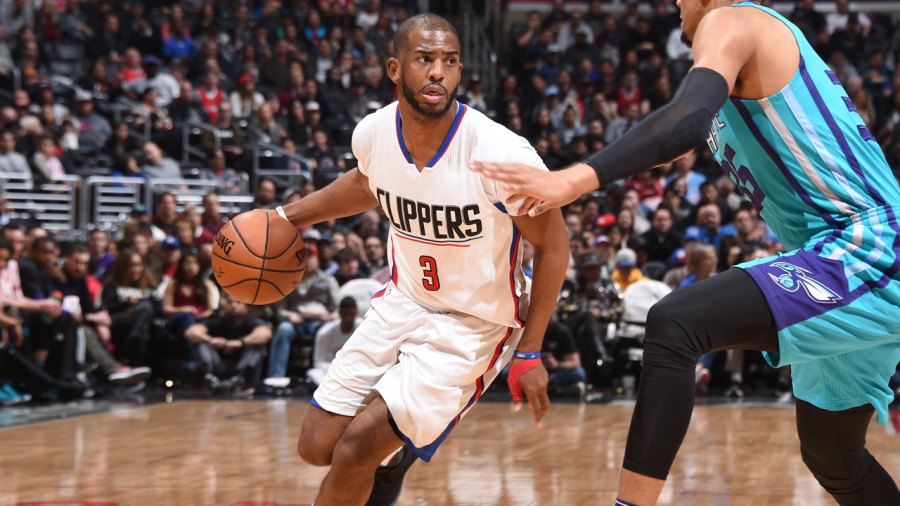 Chris Paul Los Angeles Clippers Point Guard