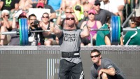 CrossFit Games Open WOD 14.3: Advice From Chris Spealler