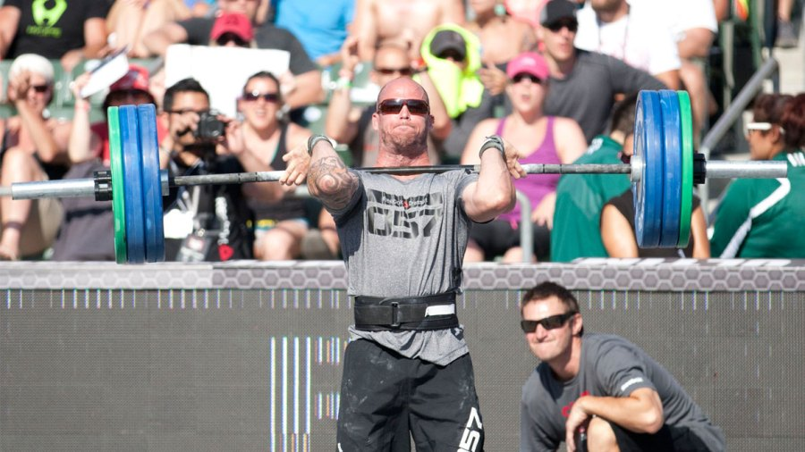 CrossFit Games Open WOD 14.4: Advice From Chris Spealler