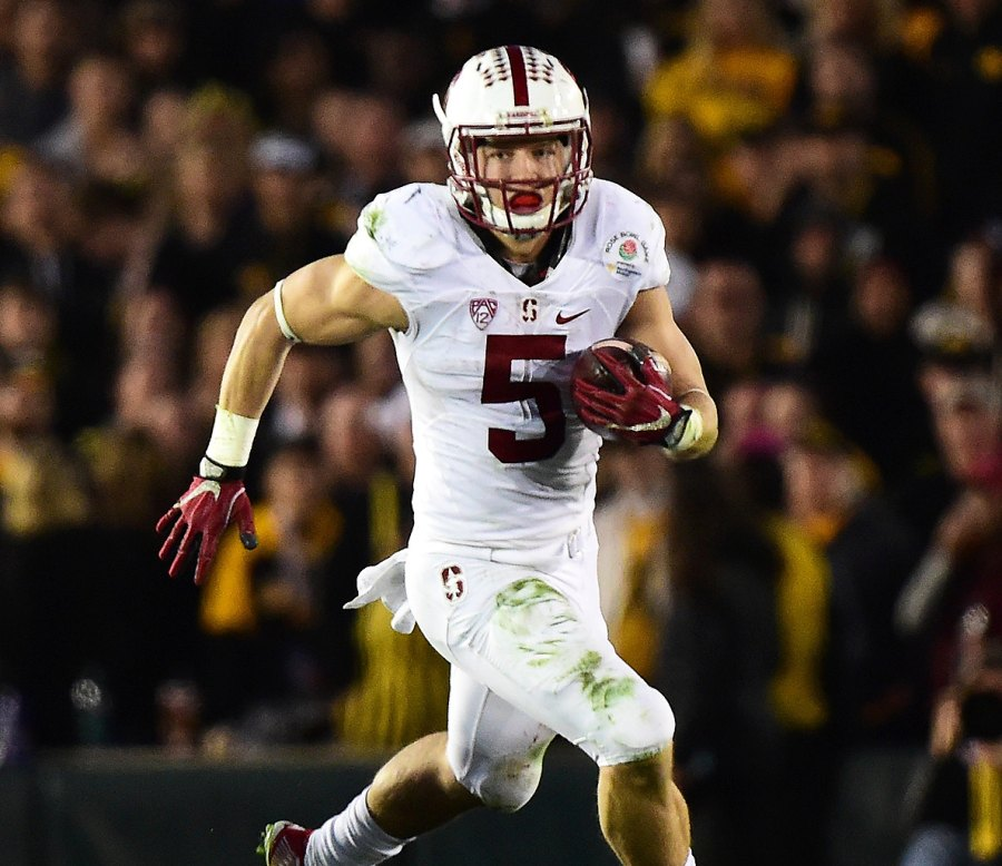 The Fittest College Football Players of 2016