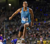 Christian Taylor, Track and Field