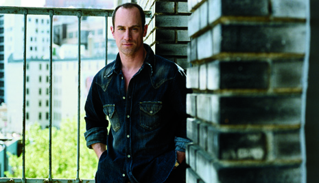 """Man of Steel's"" Christopher Meloni"