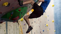 The Next-Generation Climbing Gym