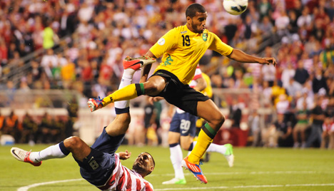 10 Fittest U.S. Soccer Players