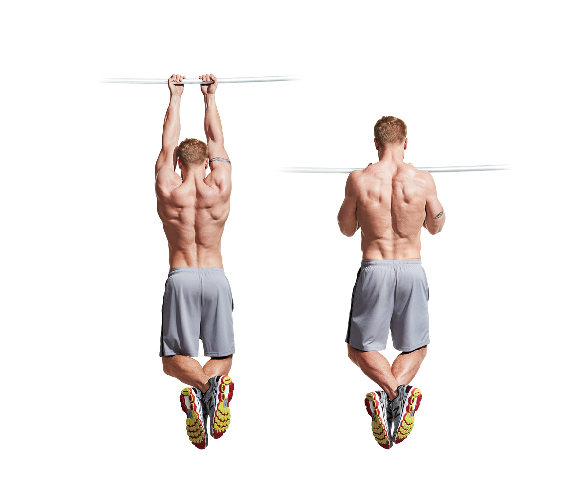 The Best Bodyweight Exercises for Your Back to Carve Delts, Traps ...