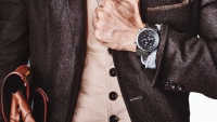 Is the three-button blazer out of style?