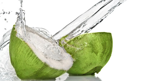"""Is Coconut Water """"Nature's Sports Drink""""?"""