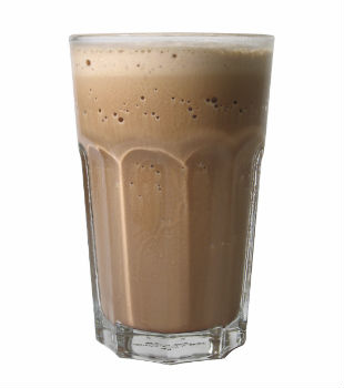 Bulk up With This Iced Coffee Protein Shake