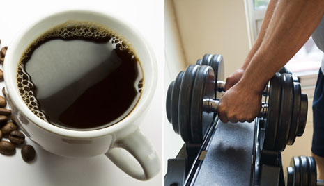 Caffeine and Exercise Protect Against Skin Cancer