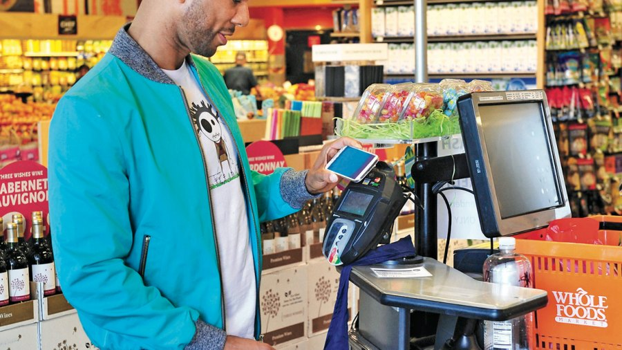 Common Uses Isis Mobile Wallet in Whole Foods
