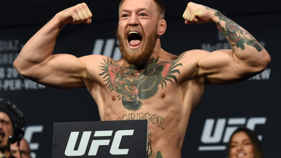 Watch Conor McGregor 'train' Like a Maniac in His Pursuit of Horseracing Fame