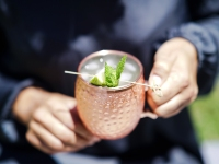 Copper Mugs For Moscow Mules Could Be Poisoning You