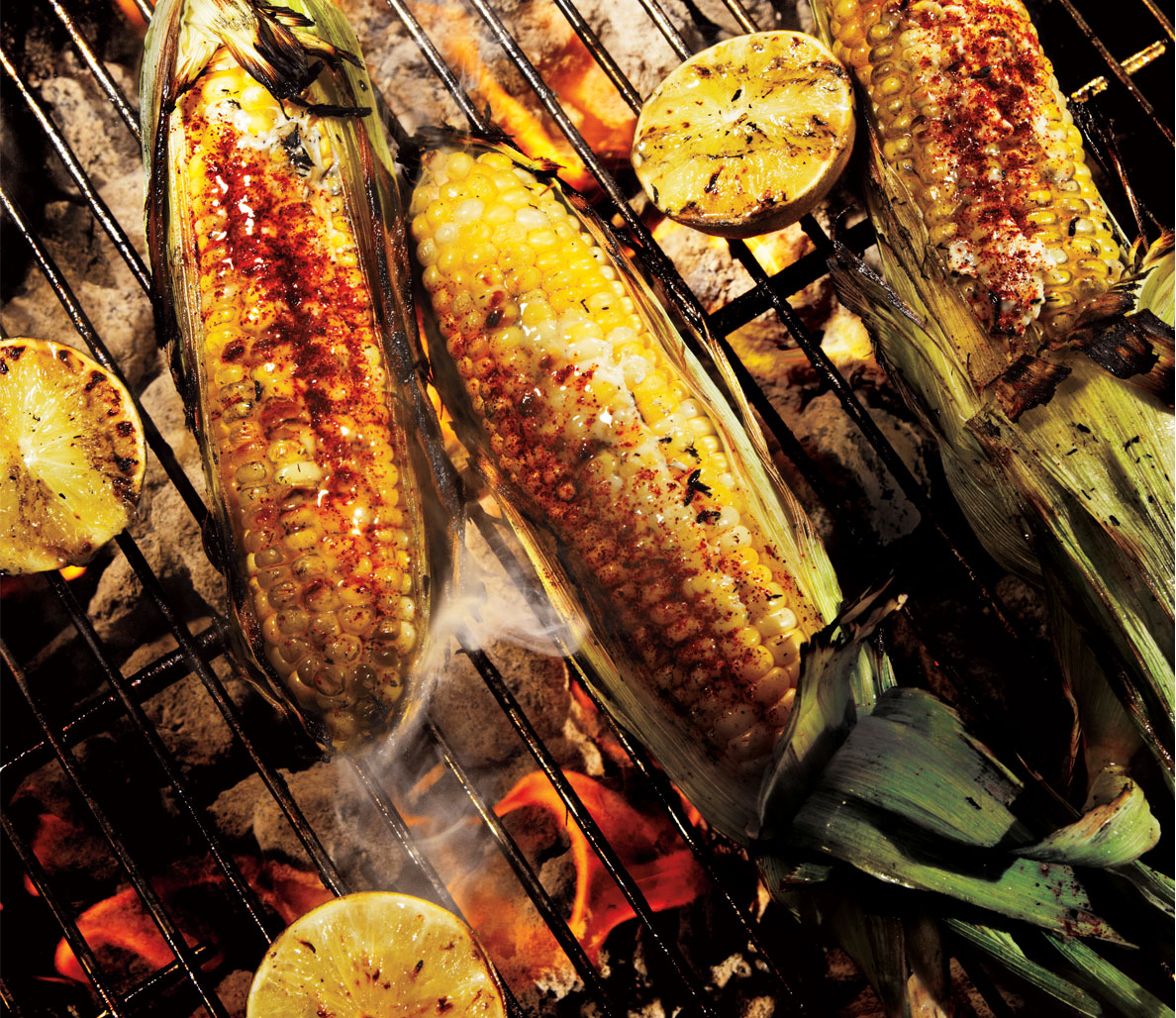 Cooking tips: Four delicious ways to grill corn
