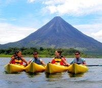 Kayak in Costa Rica